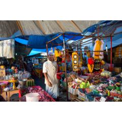 A Bali Market