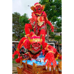 Nyepi Float #1