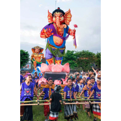 Nyepi Float #2