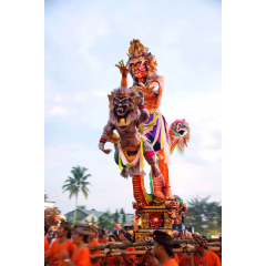 Nyepi Float #3