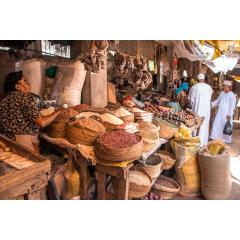 Lamu Town Market