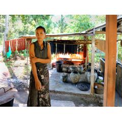 Bali Weaving Cooperative